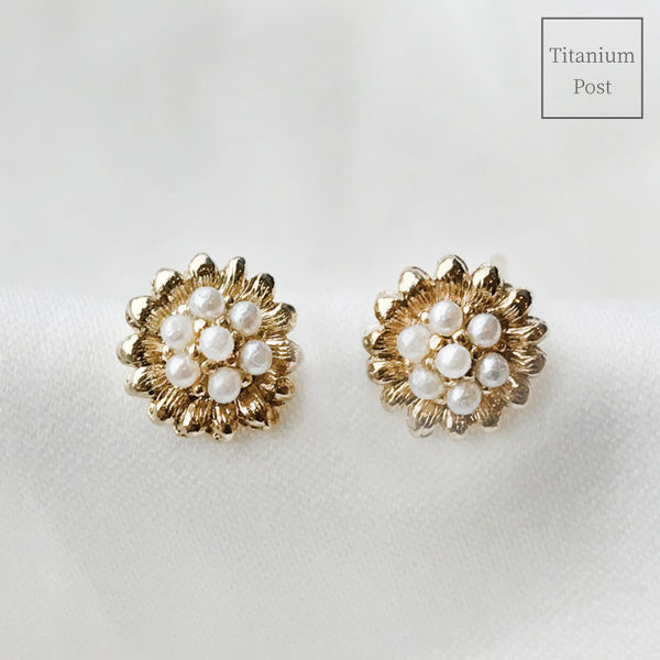 Remy earrings