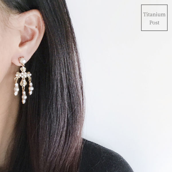 Arion earrings